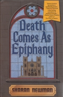 Image for Death Comes As Epiphany (inscribed to sf writer Keith Roberts).