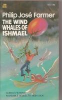 Image for The Wind Whales Of Ishmael.