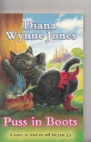 Image for Puss In Boots, Retold By Diana Wynne Jones.