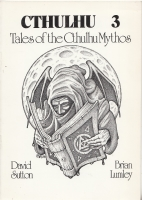 Image for Cthulhu: Tales of The Cthulhu Mythos no 3.