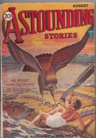 Image for Astounding Stories August 1931.