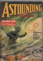 Image for Astounding Stories October 1935.