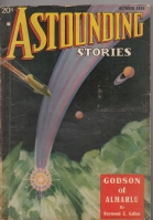 Image for Astounding Stories October 1936.