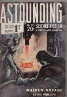 Image for Astounding Science-Fiction January 1939.