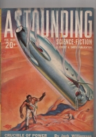 Image for Astounding Science-Fiction February 1939.