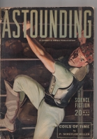 Image for Astounding Science-Fiction May 1939.