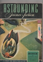Image for Astounding Science-Fiction July 1943.