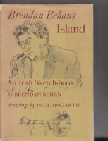 Image for Brendan Behan's Island: An Irish Sketch-Book With Drawings By Paul Hogarth.