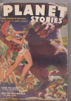 Image for Planet Stories Summer 1942.