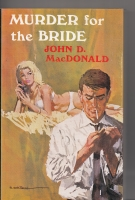 Image for Murder For The Bride.