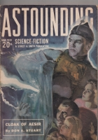 Image for Astounding Science-Fiction March 1939.