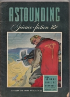 Image for Astounding Science-Fiction February 1942.