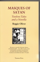 Image for Masques Of Satan: Twelve Tales And A Novella (250-copy signed/numbered)..
