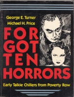 Image for Forgotten Horrors: Early Talkie Chillers From Poverty Row.