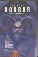 Image for The Best Horror From Fantasy Tales.