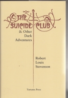 Image for The Suicide Club and Other Dark Adventures.