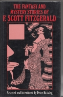 Image for The Fantasy And Mystery Stories Of F. Scott Fitzgerald.