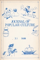 Image for Journal Of Popular Culture vol 10 no 1.