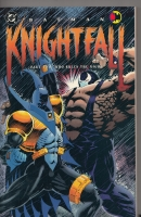 Image for Batman Knightfall Part Two: Who Rules The Night.