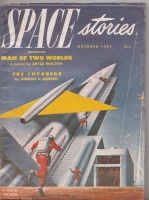 Image for Space Stories October 1952.