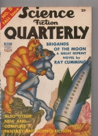 Image for Science Fiction Quarterly Fall 1942.