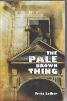 Image for The Pale Brown Thing (limited hardcover)..
