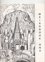 Image for Weirdbook: first 25 issues.
