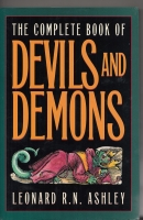 Image for The Complete Book Of Devils And Demons.