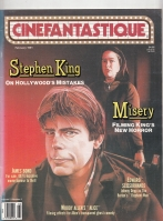 Image for Cinefantastique vol 21 no 4.