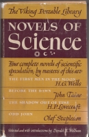 Image for The Portable Novels Of Science, Selected And With Introductions By Donald A. Wollheim (signed by the editor)..