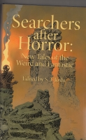 Image for Searchers After Horror: New Tales Of The Weird And Fantastic.