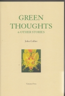 Image for Green Thoughts & Other Stories.
