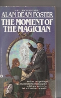 Image for The Moment Of The Magician.