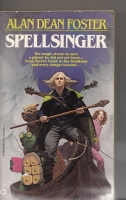 Image for Spellsinger.