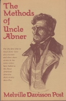 Image for The Methods Of Uncle Abner.