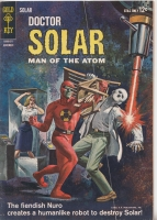 Image for Doctor Solar, Man Of The Atom no 6.