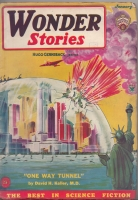 Image for Wonder Stories vol 6 no 8 January 1935.
