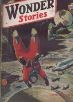 Image for Wonder Stories vol 5 no 1 June 1933.