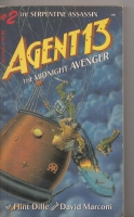 Image for Agent 13 The Midnight Avenger #2: The Serpentine Assassin.