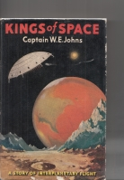 Image for Kings Of Space: A Story Of Interplanetary Exploration.