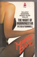 Image for The Night Of Morningstar.