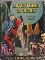 Image for Adventures In Space.