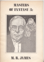 Image for Masters Of Fantasy 3: M. R. James.
