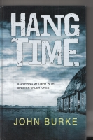 Image for Hang Time (inscribed by the author).