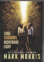 Image for Long Shadows, Nightmare Light (inscribed by the author).