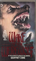 Image for Wake of the Werewolf.