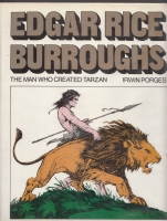 Image for Edgar Rice Burroughs: The Man Who Created Tarzan.