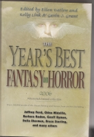 Image for The Year's Best Fantasy And Horror: Nineteenth Annual Collection.