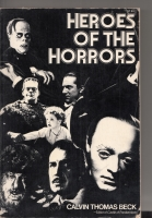 Image for Heroes Of The Horrors.
