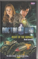 Image for Doctor Who: Night Of The Humans.